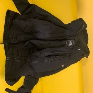 North face jacket size L.